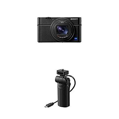 Sony DSC-RX100 VI Digital-/Kompaktkamera (20,1 Megapixel, 8,3x opt. Zoom, Touchscreen, 24 Bilder/Sek., 4K Video, Super Slow Motion, Zeiss Objektiv, Cyber-shot)