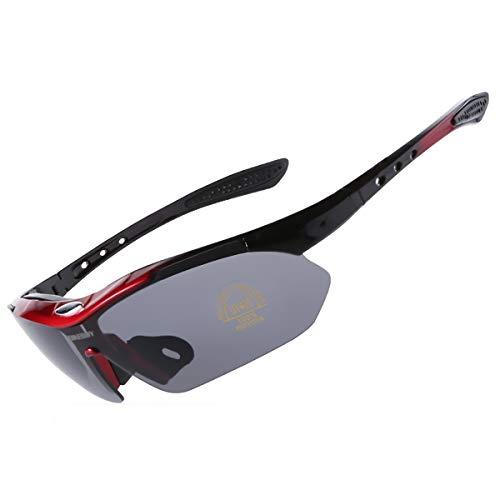 ASAP CHIC Polarizado Mujeres Hombres Gafas de sol para exteriores Gafas de sol plásticas Unisex Gafas cuadradas de conducción UV400, Uso para Deportes/Bicicleta de montaña/Equipo de bicicleta