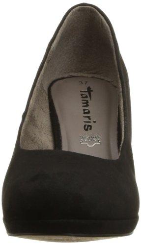 Tamaris TAMARIS, Scarpe con plateau donna nero (Schwarz (Black 001))