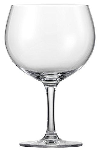 Vasos Bar Specials SpanishGin & Tonic 23,5oz/696m - Juego de 2 - Vasos redondos para ginebra.