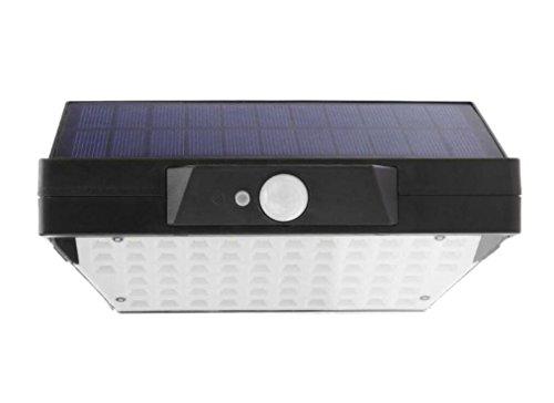 Hycy 78 LED Solar Lampe PIR Bewegungssensor Outdoor Solarbetriebene LED Garten Licht Wasserdichte Notfall Wandleuchte Lampe