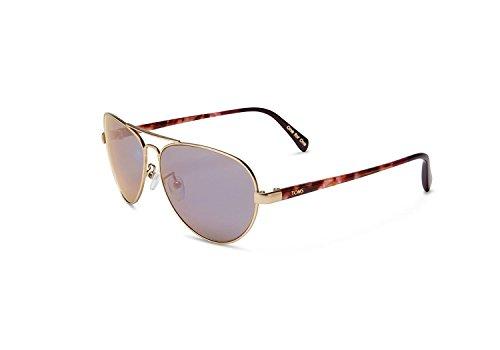 Sonnenbrille Maverick 201, 301 neue Farbe (Maverick 201 Satin Gold, eine Gr??e)