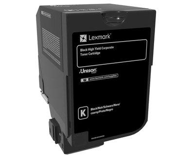 Lexmark Notebooks (LEXMARK Toner Corporate Black for CS720 CS725 20k)