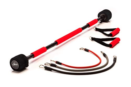 SHAPERZ Body Trainer (Rot, Über 170 cm)
