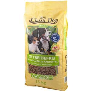 Classic Dog Geflügel & Kartoffel | 15kg getreidefreies Hundefutter