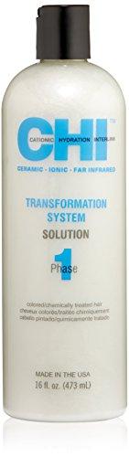 Infusion-behandlung (CHI Transformation System Phase 1 blau)