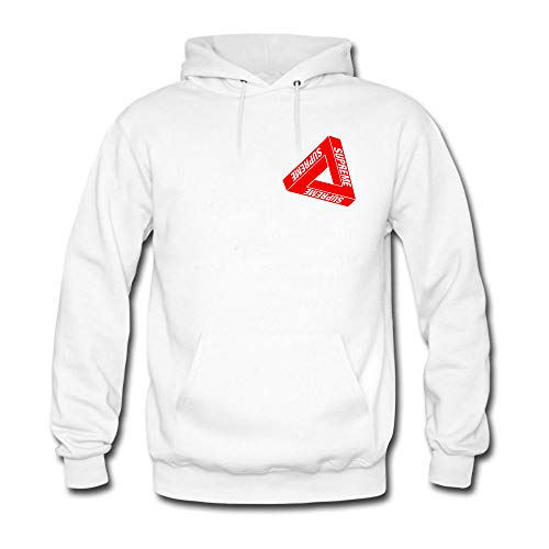 Supreme Hide on Palace Pullover Hoodies for Men - Whtie 66ac651f302f