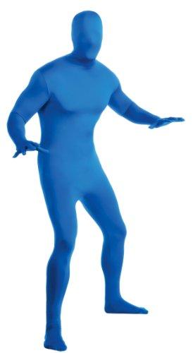 Haut Anzug, Large, Blau (Halloween-spiele Für Erwachsene Trinken)