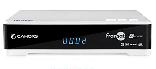 CAHORS VEOX HD Tuner Oui (Mpeg4 HD)