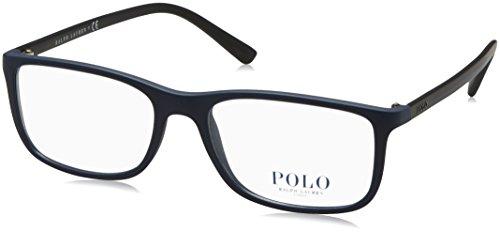 Polo Ralph Lauren - PH 2162, Rechteckig, Propionat, Herrenbrillen, NAVY BLUE(5605), 54/17/145