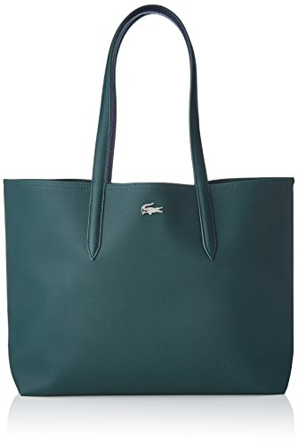 Lacoste femme Nf2142aa Cabas Vert (Green Gables Peacoat)