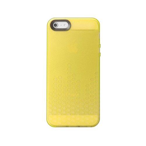 Katinkas Matrix Soft Cover per Apple iPhone 5, Blu Giallo