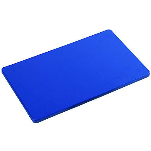Kesper 30152 HACCP Schneidebrett Kunststoff 53 x 32,5 x 1,5 cm, blau