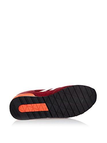 HUMMEL MARATHONA LOW 63-618-7429, Unisex-Erwachsene Sneaker, Blau (BLUE NIGHTS), EU 41 Cabernet
