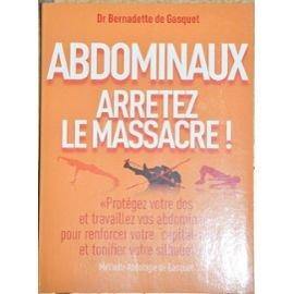 Abdominaux arretez le massacre!