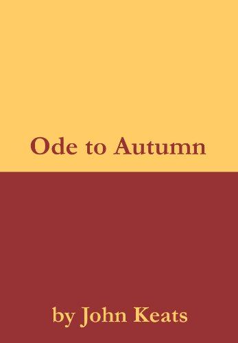 an analysis of keatss qualities of a typical romantic poet and his two odes ode to a nightingale and Sometime between these two, he wrote ode to a nightingale keats odes ode to a nightingale ode on a of the life of poet john keats and his romantic.