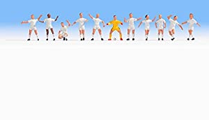 NOCH - 15971 - vía H0 - Equipo de fútbol de Inglaterra