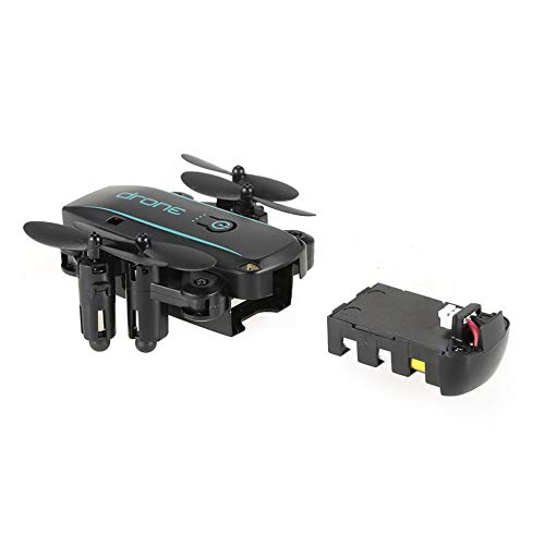 3,7 250mAh Drohnenbatterie Wiederaufladbare Durable Original Flugzeugbatterie Quadcopter Teile Ersatz für 1601 RC Drohne