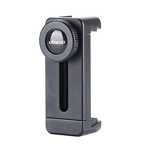 YouN ST-02L Metal Smartphone Live Vlog Mount Phone Video Shooting Clip