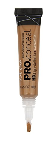L.A. Girl Pro Conceal HD Corrector Cosmético, Toffee - 8 g