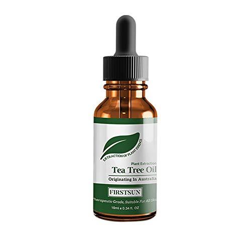 Teebaum ätherisches Öl Akne Narbe markiert Reparatur Öl Akne Pickel reduzieren Essenz Bio Teebaumöl