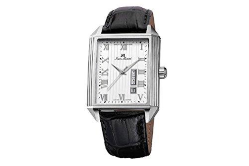 Jean Marcel Herren-Armbanduhr Quadrum II Automatik 160.265.52