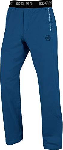 EDELRID Herren Me Legacy Pants II, Navy (331), M - Herren Legacy-jacke