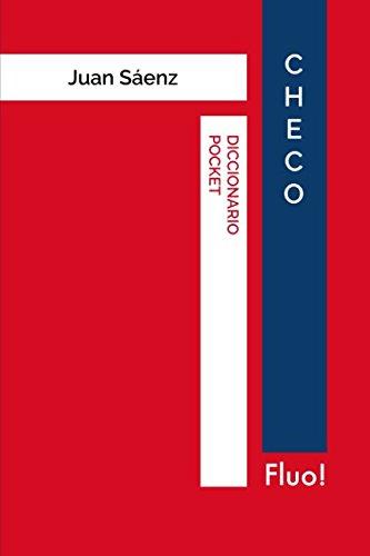 Diccionario Pocket Checo por Juan Sáenz