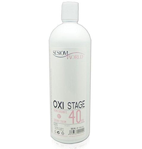 Crema oxidante OXI STAGE 40V 12% 1 litro sesioMWorld
