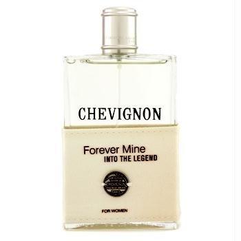 Forever Mine Into The Legend For Women by Chevignon Women Eau de Toilette Spray 100ml