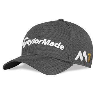 taylormade-new-era-tour-39thirty-kappe-herren-graphitgrau-s-m