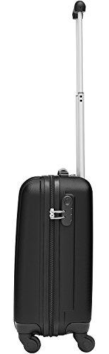 Packenger Line Koffer, Trolley, Hartschale  3er-Set in Schwarz, Größe M, L und XL - 7