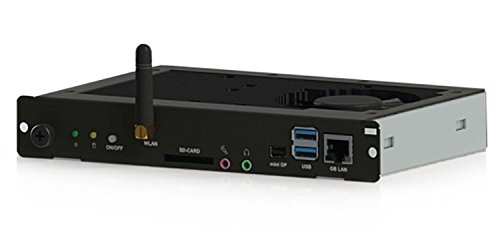 NEC OPS Slot-in PC Intel Core i3-4100E 2x2.4 GHz 4 - Nec Ops Pc