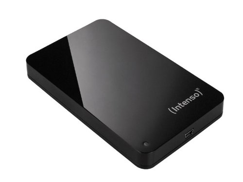 Preisvergleich Produktbild Intenso 2,5 MemoryStation 1TB (Schwarz/Black)