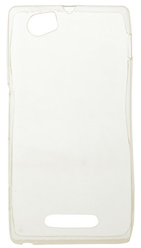 iCandy Back Cover for Sony Xperia M C1904 / c1905 (Transparent)  available at amazon for Rs.99