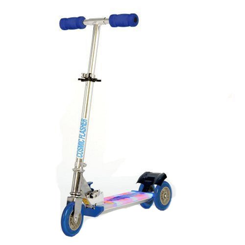 Cosmic Light Scooter Blue - Color: Blue Best Price and Cheapest