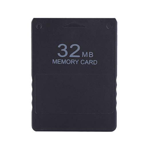 Pandiki Speicherkarte Speichern Spieldaten-Stick Modul 8/16/32/64/128 / 256MB Ersatz für Play Station 2