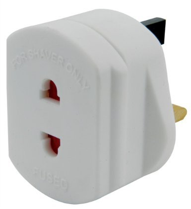 pro-elec-1-a-3-to-2-pin-socket-adapter-for-shaver-white