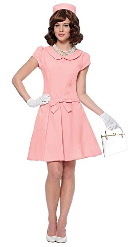 First Lady Women's Costume Pink - Large (First Lady Kostüm)