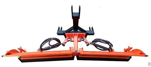 Kat 1 2 3 Vario Schneeschild V 150 cm hydraulisch Schneeschieber Winterdienst