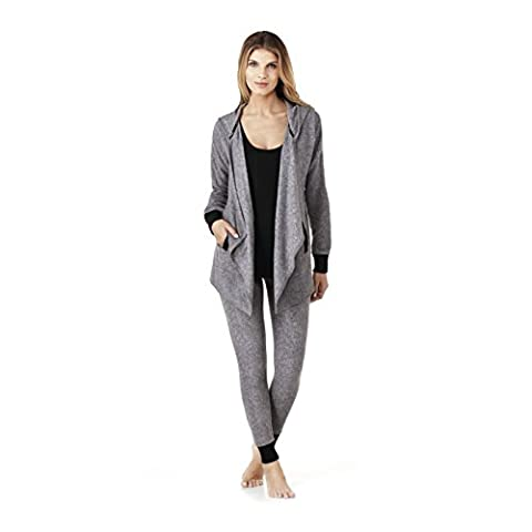 DKNY Stretch Loungers Hooded Cozy & Legging (2919266/044) (Dkny Lingerie)