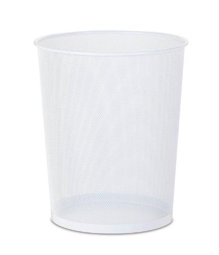 honey-can-do-ofc-04880-6-mesh-schreibtisch-set-rot-weiss-rund