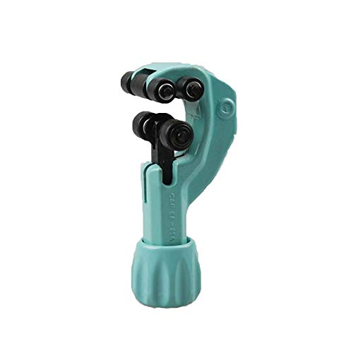 Anddod All Steel PEX Tube PVC Tubing Pipe Cutter Hose Ratchet Style Up to 1-5/8inch - Ratchet Pvc Cutter