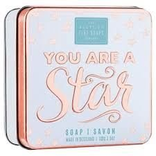 Scottish Soaps You Are A Star Soap in a Tin 100 g