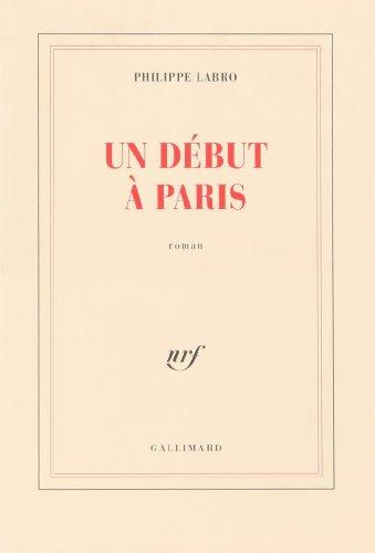 """<a href=""""/node/2152"""">Un début à Paris</a>"""