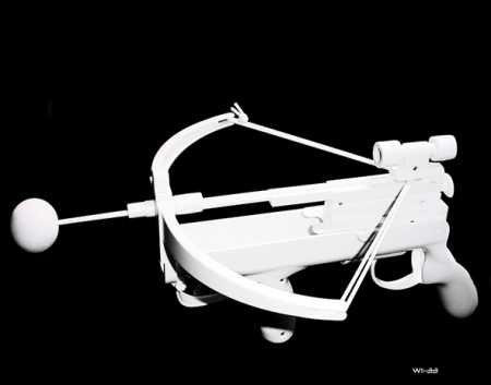 Nintendo Wii Balestra luce & Machine Gun 4Telecomando Wii