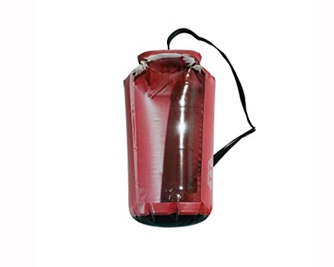 Pacific Outdoor Equipment Dry Cylinder 35 (Poppy Red, 12 x