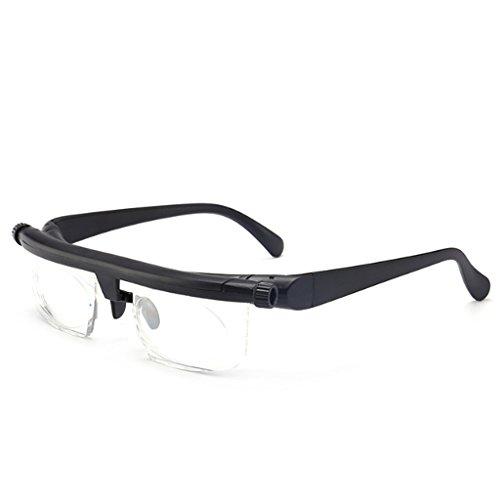 Justierbare Stärken-Linsen-Lesungs-Myopie-Gläser Eyewear-variable Fokus-Vision