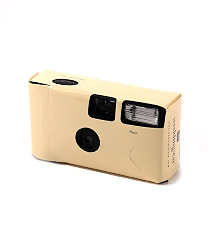Einweg-Kamera Elfenbein Hochzeit Einwegkameras Hochzeit Kameras