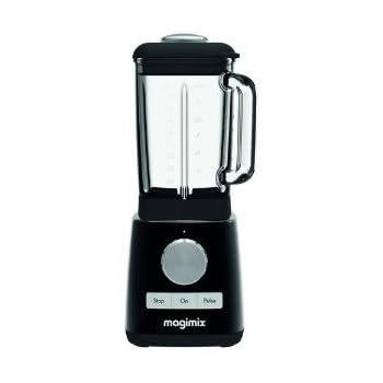 Magimix 11610Mixeur Blender de table 1,8l 1200W Noir